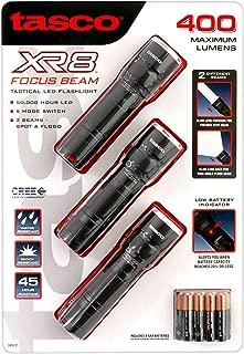 Best tasco flashlight xr8 Reviews