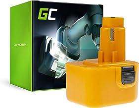 GC® (2Ah 12V Ni-MH) A9252 A9275 DC9071 DE9037 DE9071 DE9072 DE9074 DE9075 DE9501 DW9071 DW9072 EZWA49 PS130 PS130A Batteri...