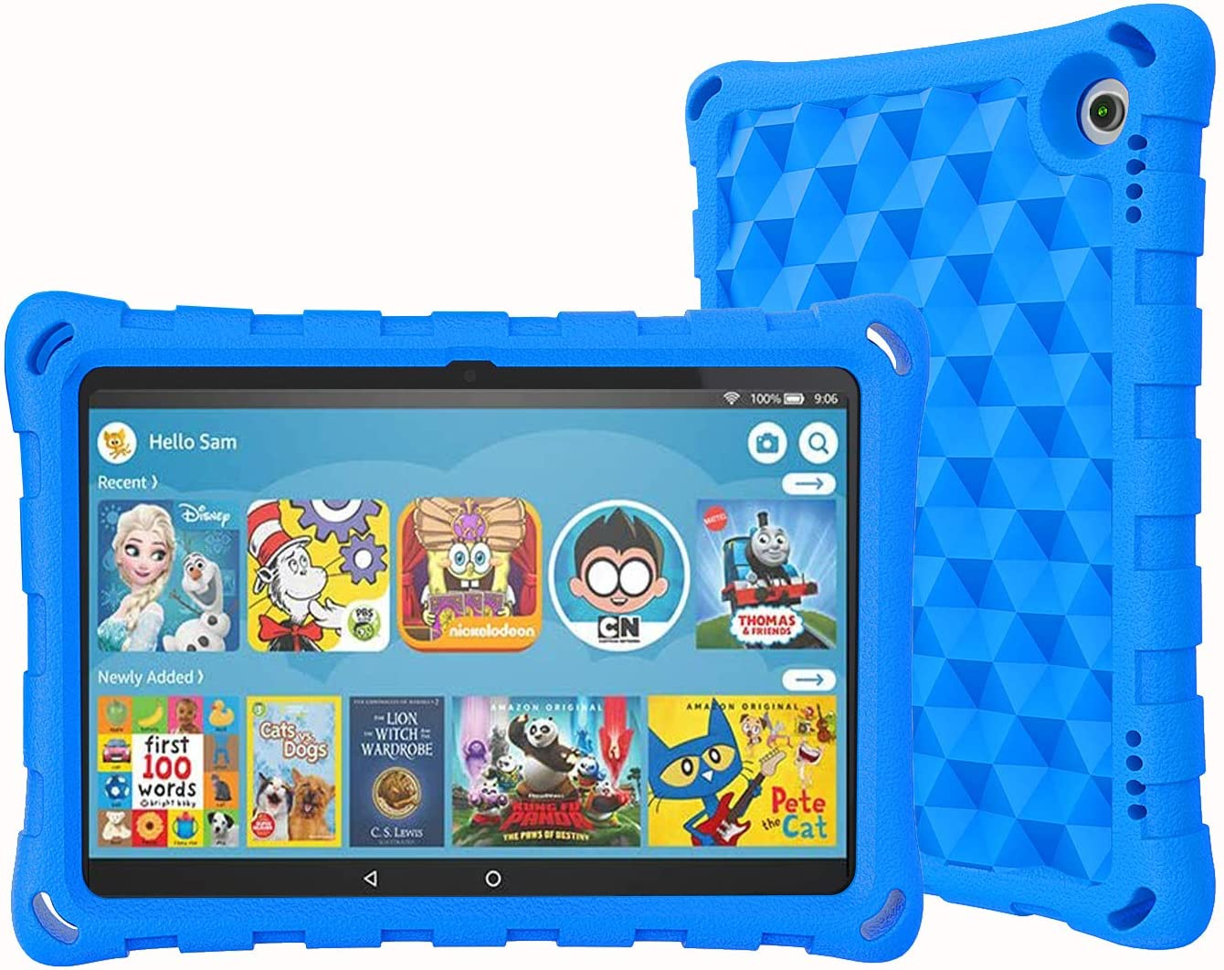 Fire Sale Directly managed store HD 8 Case for All-New OQDDQO Kids 2020 Kindle