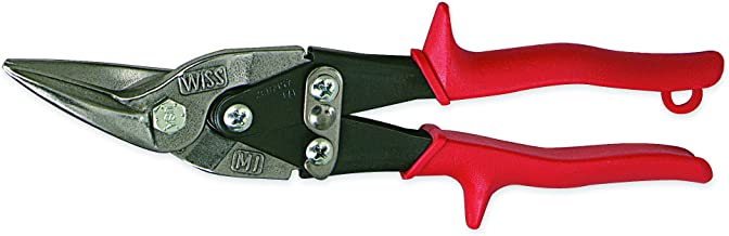 "Crescent Wiss 9-3/4"" MetalMaster Compound Action Straight and Left Aviation Snips – M1R"