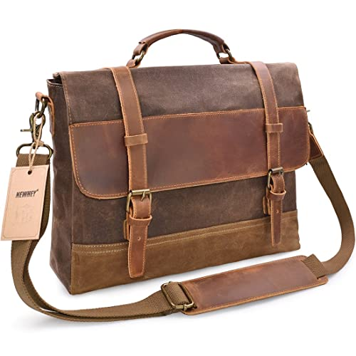 4a115b6abd83 Leather Man Bags: Amazon.com