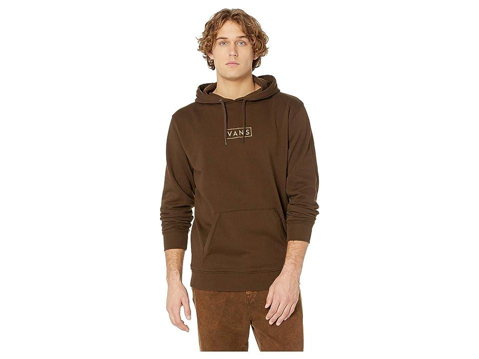 Vans Easy Box Pullover Fleece (Demitasse) Men