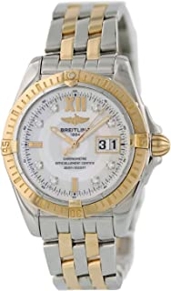 Breitling Galactic Automatic-self-Wind Male Watch C49350 (Certified Pre-Owned)