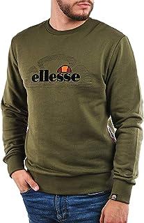 ellesse Men's Mexicali Sweatshirt, Black