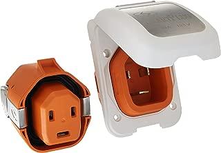 Smartplug Systems, Llc B30ASSYPW Smartplug 30 Amp Combo Kit