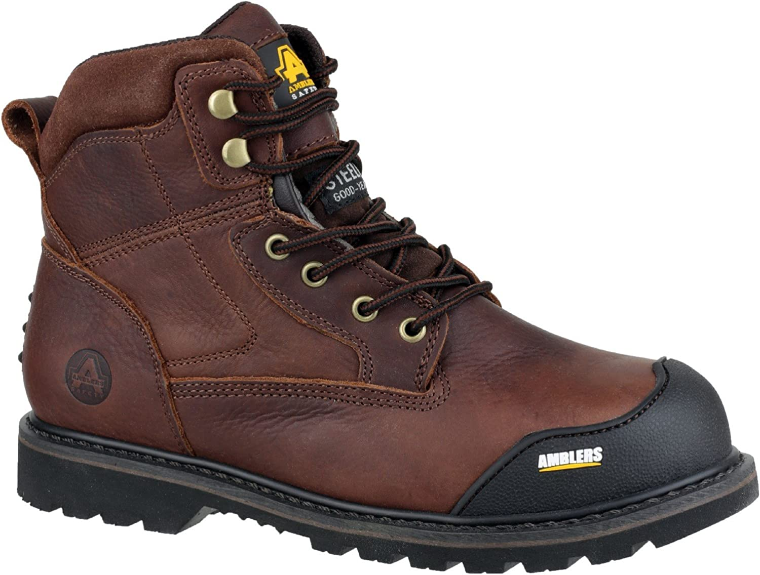 Amblers Safety FS167 Steel Toe Safety Work Boot