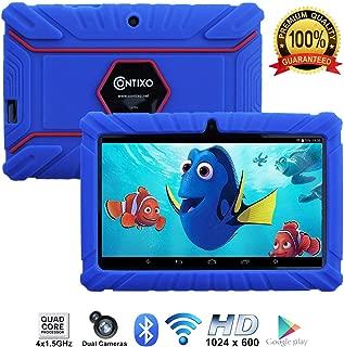 Contixo 7 Inch Kids Tablet K2 (Dark Blue)
