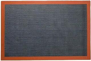 ZHEBEI Tapis de cuisson perforé anti-adhésif, 40 x 60 cm.