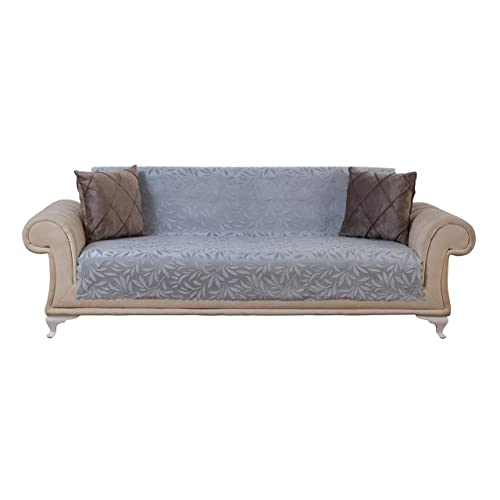 Amazon Com Chiara Rose Acacia Anti Slip Armless Pet Dog Sofa Couch