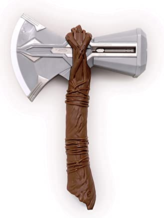 Avengers Toys Set - Role Play Thor Hammer, Thor Storm Breaker Electronic Axe - ( Battery not Included )