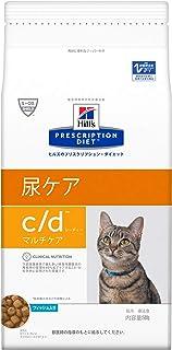 【療法食】 プリスクリプション・ダイエット キャットフード c/d シーディー マルチケア フィッシュ 500g