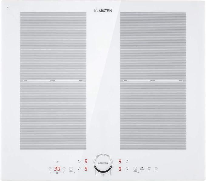 20 opinioni per KLARSTEIN Delicatessa 60- Piastra ad Induzione, Fornello a Induzione, Piano