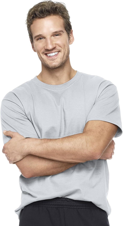 Hanes Big Men's Beefy-t Tall T-Shirt-c