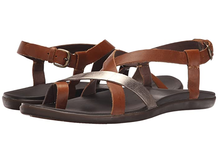 Upena  Shoes (Mustard/Bubbly) Women's Sandals