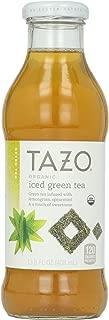 Tazo Organic Iced Green Tea, 13.8 oz