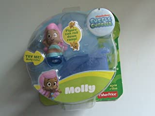 Bubble Guppies Rolling Figure - Molly