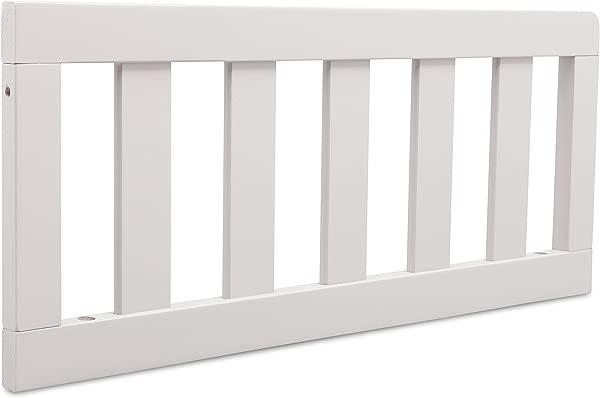 Delta Children Toddler Guardrail 0094 Bianca White