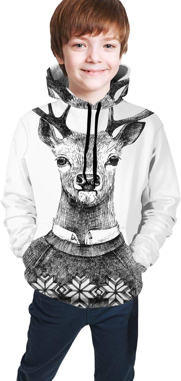 TENJONE Teen Hoodies Fashion Sweatshirts Fractal Long-awaited 100% quality warranty Abstract Inspir