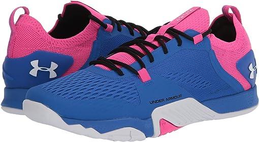 Versa Blue/Pink Surge/White