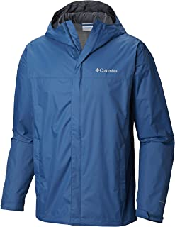 Columbia Men's Watertight Ii Jacket, Impulse Blue Large