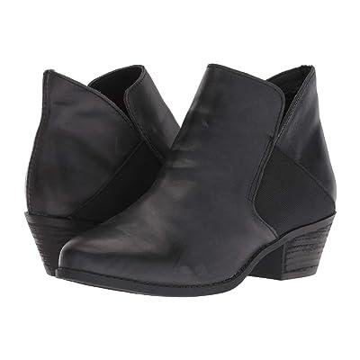 Me Too Zada (Black Leather) Women