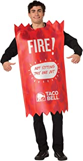 Taco Bell Fire Packet Costume