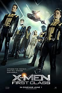 Posters USA - Marvel X-Men First Class Movie Poster GLOSSY FINISH - FIL309 (24