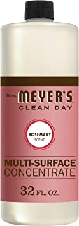 Mrs. Meyer's Clean Day Multi-Surface Concentrate, Rosemary Scent, 32 ounce bottle