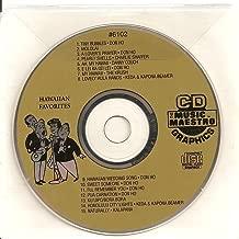 Don Ho & Friends Hawaiian Favorites Music Maestro 6102 Karaoke CDG