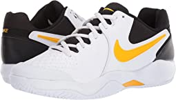 White/Black/University Gold