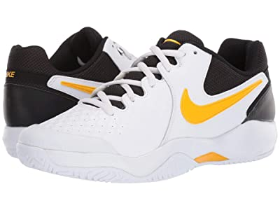 Nike Air Zoom Resistance (White/Black/University Gold) Men