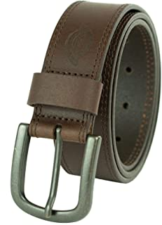 Dickies Men's Casual Leather Belt