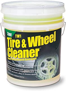 Stoner Car Care Pro 91207 Tire and Wheel Cleaner Super Concentrated Detergent - 5-Gallon