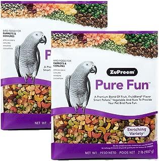 Best zupreem pure fun bird food Reviews