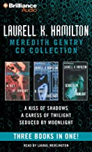 Laurell K. Hamilton Meredith Gentry CD Collection: A Kiss of Shadows, A Caress of Twilight, Seduced by Moonlight (Meredith Gentry Series)