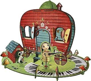Avenue Mandarine 'Puzzle Decor' 3D Scene Playset - Gypsy Caravan (Ages 4-6+)