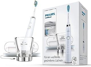 Philips 飞利浦 Sonicare DiamondClean 新一代电动牙刷 带超声波技术 白色