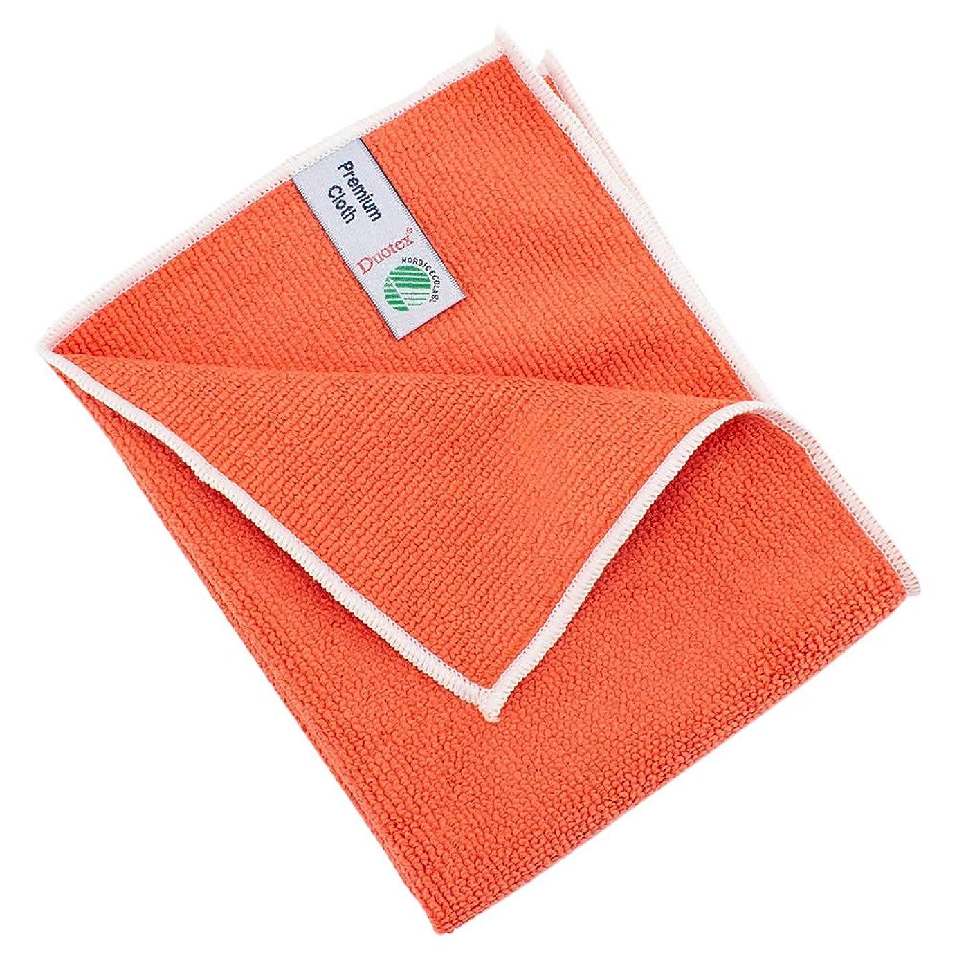 微妙解釈するギャラントリー[ デュオテックス ] Duotex ニットクロス 汚れ落とし用 油汚れ 洗剤不要 水回り キッチン シンク ふきん MSD003 レッド Red Cloths Premium Cloth Knitted レンジ クロス 台所 掃除 [並行輸入品]