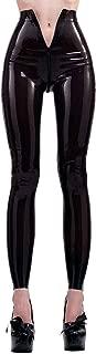 Red Label - Leggings Two Way Zip, Black