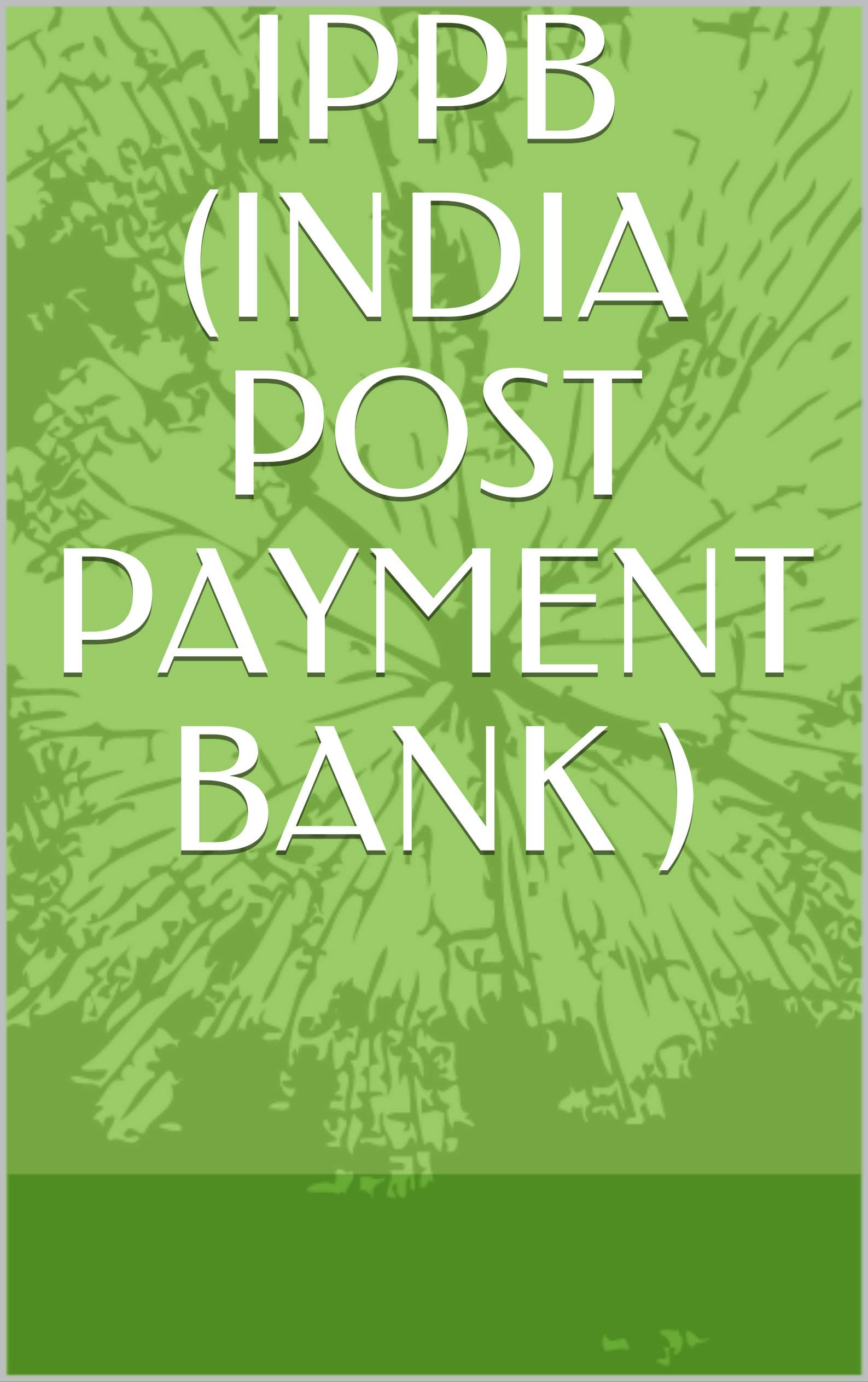 IPPB (INDIA POST PAYMENT BANK ) (3)