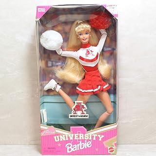 Barbie 17191 University of Arkansas Cheerleader Doll