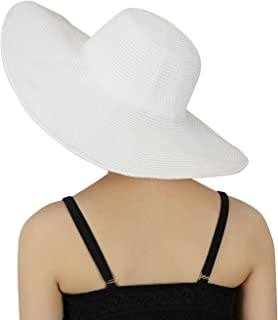 Sun Hats for Women - Sunhat Womens Floppy Beach Hat Derby Hats UV Protection