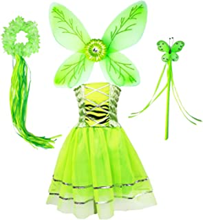 green fairy costume for kids