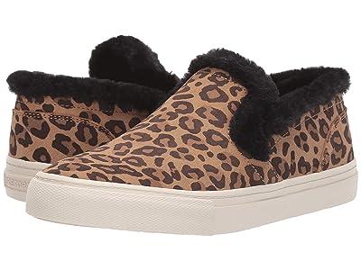 Tretorn Millie 2 (Tan/Black Leopard) Women