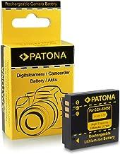 M L Mobiles   Battery premium quality Panasonic CGA-S005 Fuji NP-70 with Infochip 100  compatible with Panasonic Lumix DMC-FX01 FX3 FX07 FX8 FX9 FX10 FX12 FX50 FX100 FX150 LX1 LX2 LX3 Fuji FinePix F20 F40 F40fd F47