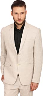 Men's Linen Blazer in Multiple Colors