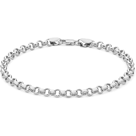 Tuscany Silver 8.24.6012 - Pulsera de plata de ley (925/1000)