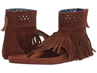 Dingo #HeatWave (Tan Suede) Women