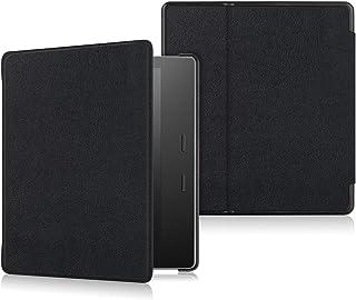 Capa para Kindle Oasis 2019-2021 (aparelho com temperatura de luz ajustável) - Preta