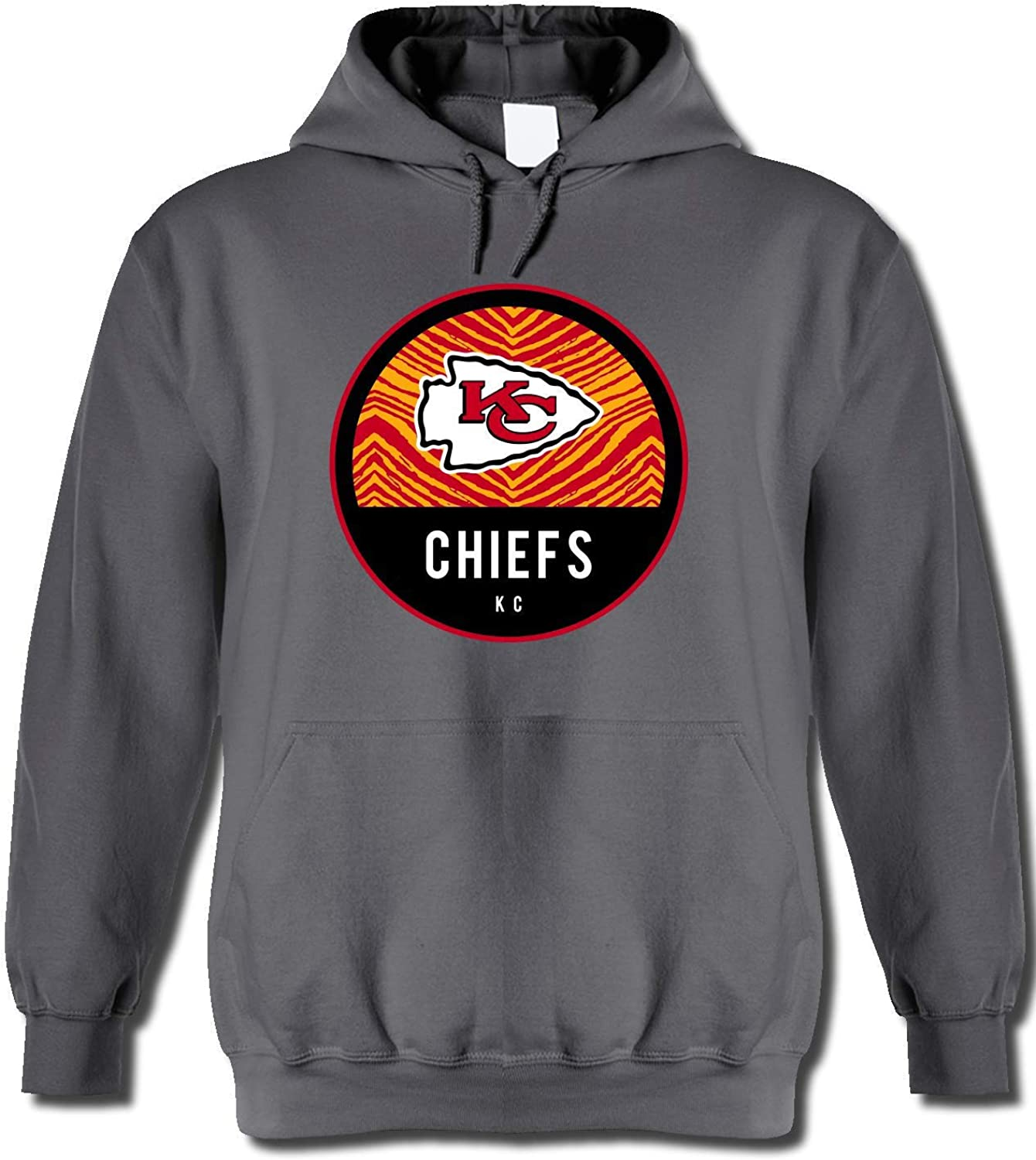 Year-end gift Zubaz Officially Licensed NFL Men's Indefinitely Team Te Gray Hoodie Graphic
